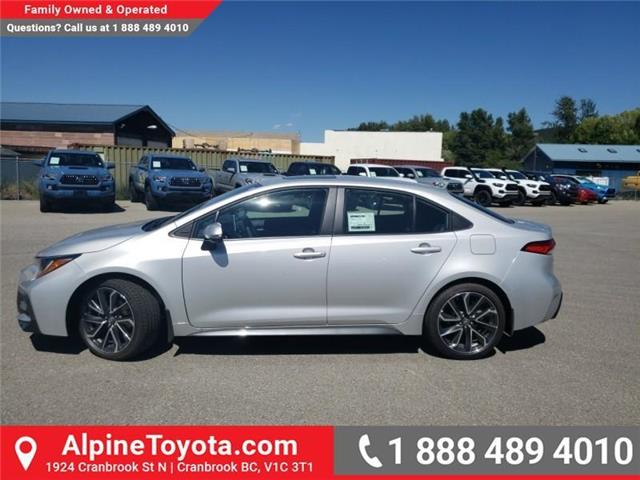 2020 Toyota Corolla SE (Stk: P008202) in Cranbrook - Image 2 of 23