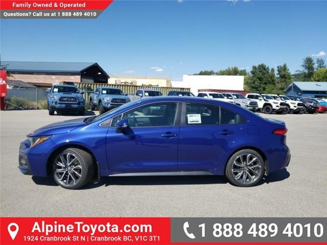 2020 Toyota Corolla SE (Stk: P008950) in Cranbrook - Image 2 of 24