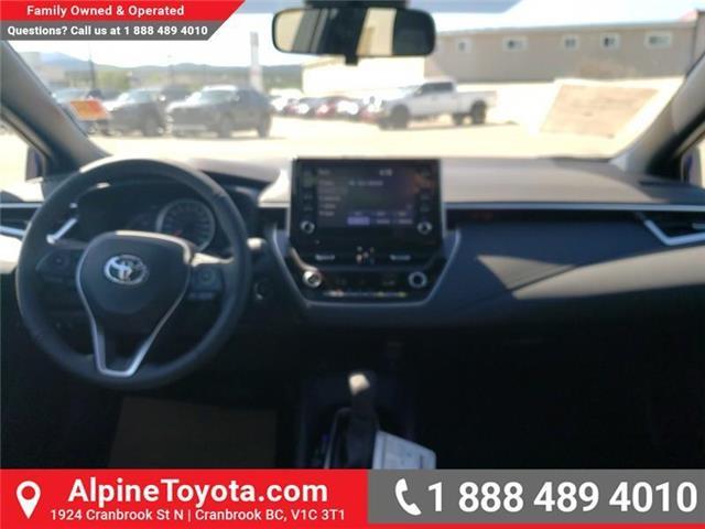 2020 Toyota Corolla SE (Stk: P008950) in Cranbrook - Image 10 of 24