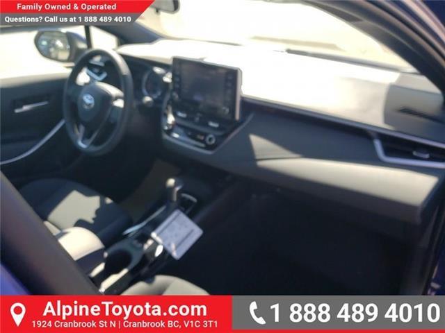 2020 Toyota Corolla SE (Stk: P008950) in Cranbrook - Image 11 of 24
