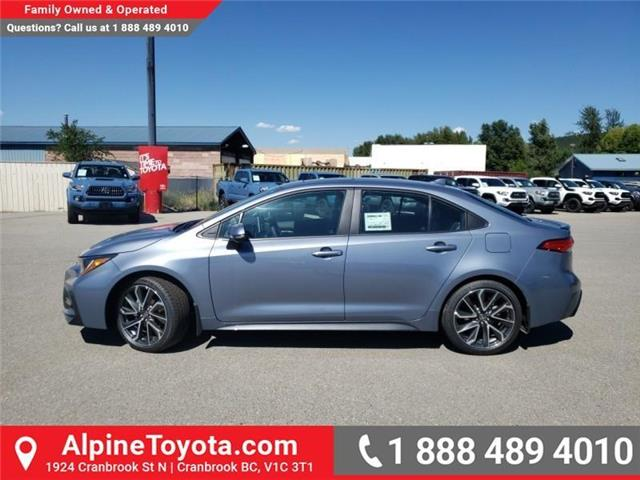 2020 Toyota Corolla XSE (Stk: P009429) in Cranbrook - Image 2 of 25
