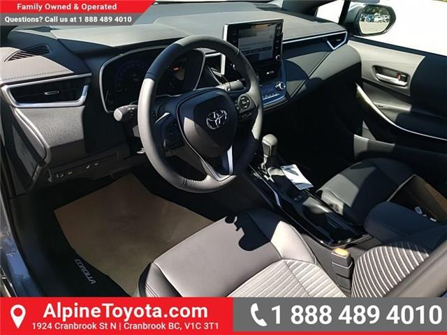 2020 Toyota Corolla XSE (Stk: P009429) in Cranbrook - Image 9 of 25