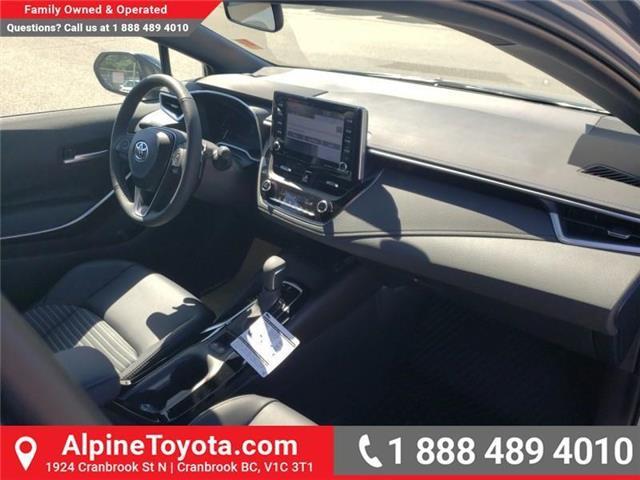 2020 Toyota Corolla XSE (Stk: P009429) in Cranbrook - Image 11 of 25
