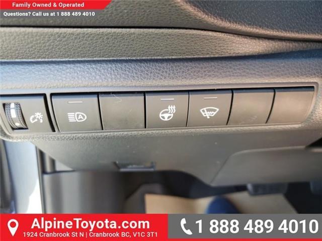 2020 Toyota Corolla XSE (Stk: P009429) in Cranbrook - Image 19 of 25