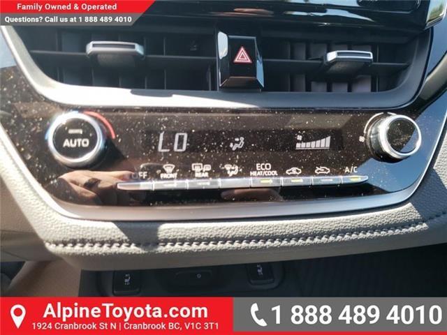 2020 Toyota Corolla XSE (Stk: P009429) in Cranbrook - Image 22 of 25