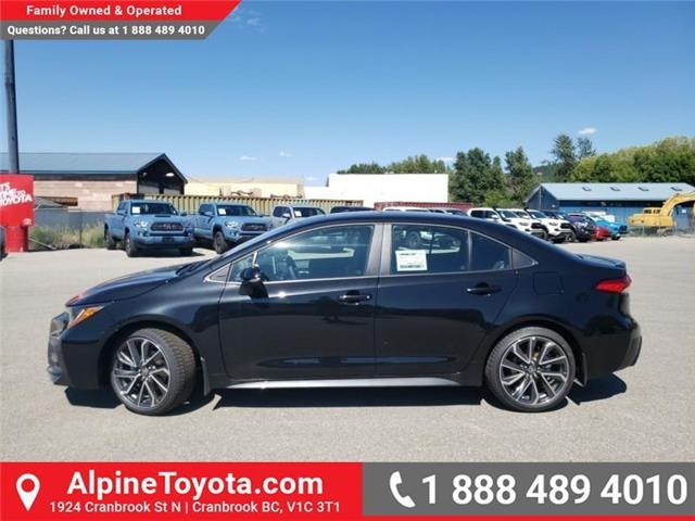 2020 Toyota Corolla SE (Stk: P009850) in Cranbrook - Image 2 of 24