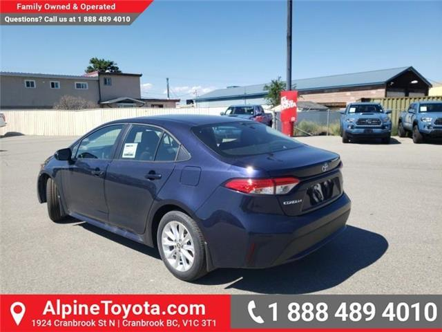2020 Toyota Corolla LE (Stk: P023473) in Cranbrook - Image 3 of 24