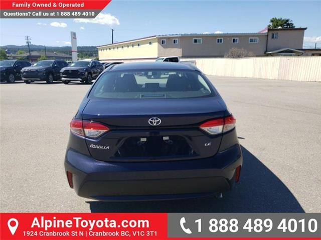 2020 Toyota Corolla LE (Stk: P023473) in Cranbrook - Image 4 of 24
