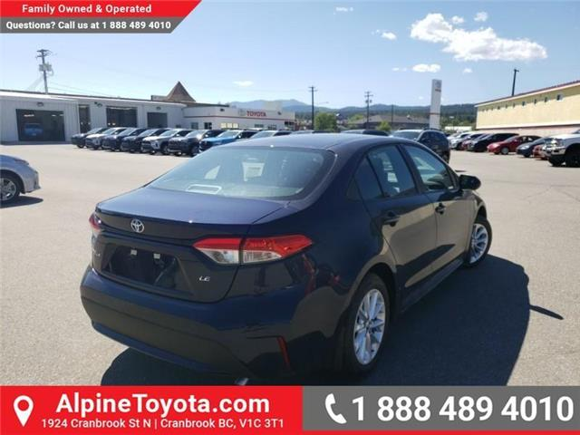 2020 Toyota Corolla LE (Stk: P023473) in Cranbrook - Image 5 of 24