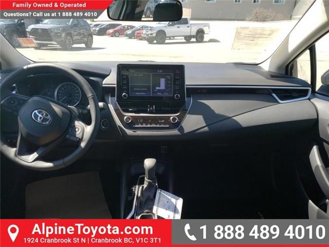 2020 Toyota Corolla LE (Stk: P023473) in Cranbrook - Image 10 of 24