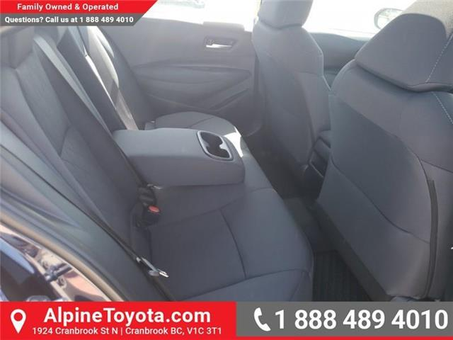 2020 Toyota Corolla LE (Stk: P023473) in Cranbrook - Image 12 of 24