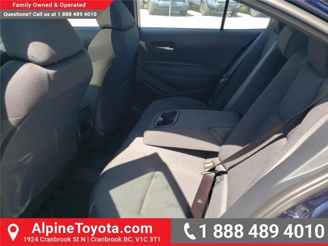 2020 Toyota Corolla LE (Stk: P023473) in Cranbrook - Image 13 of 24