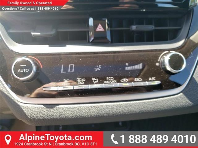 2020 Toyota Corolla LE (Stk: P023473) in Cranbrook - Image 21 of 24