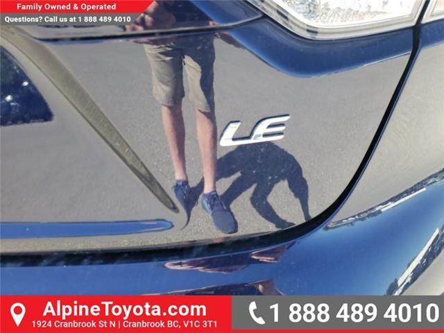 2020 Toyota Corolla LE (Stk: P023473) in Cranbrook - Image 23 of 24