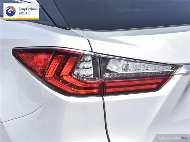 2016 Lexus RX 350 Base (Stk: Y3469) in Ottawa - Image 12 of 29