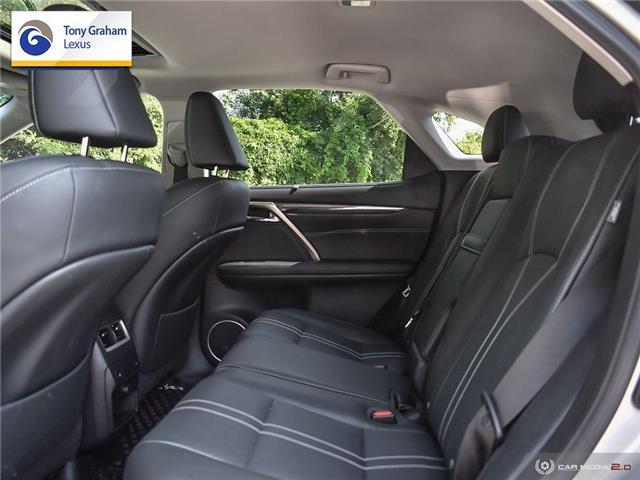 2016 Lexus RX 350 Base (Stk: Y3469) in Ottawa - Image 25 of 29