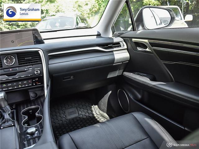 2016 Lexus RX 350 Base (Stk: Y3469) in Ottawa - Image 27 of 29