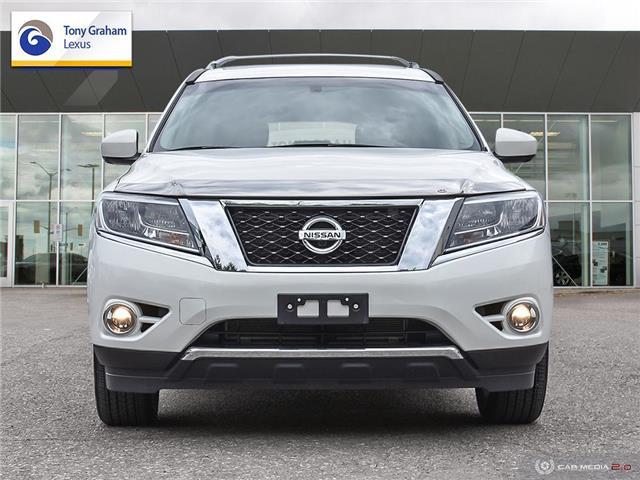 2014 Nissan Pathfinder Platinum (Stk: P8270A) in Ottawa - Image 2 of 30