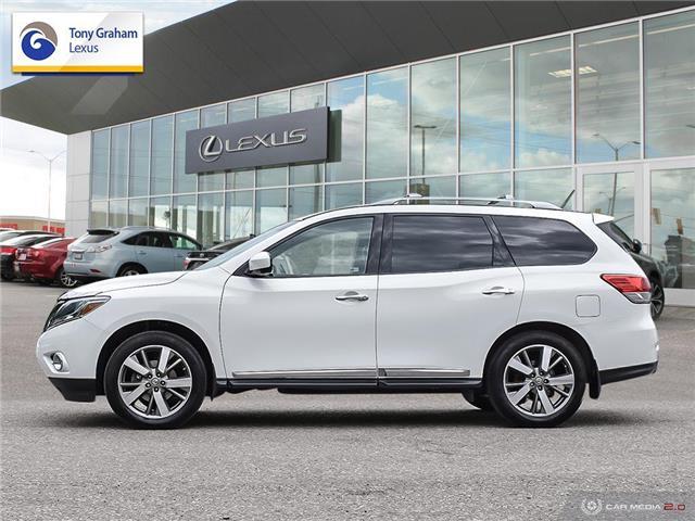 2014 Nissan Pathfinder Platinum (Stk: P8270A) in Ottawa - Image 3 of 30