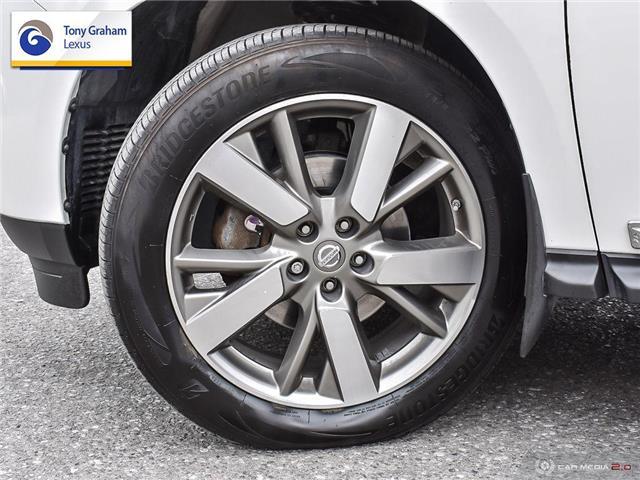 2014 Nissan Pathfinder Platinum (Stk: P8270A) in Ottawa - Image 6 of 30