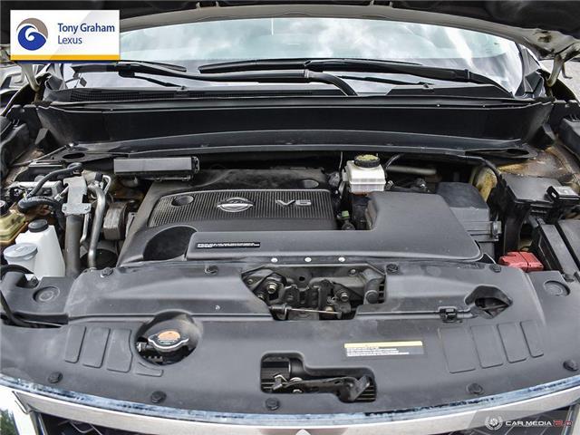 2014 Nissan Pathfinder Platinum (Stk: P8270A) in Ottawa - Image 8 of 30