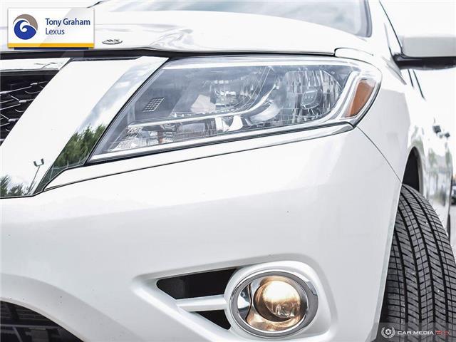 2014 Nissan Pathfinder Platinum (Stk: P8270A) in Ottawa - Image 10 of 30