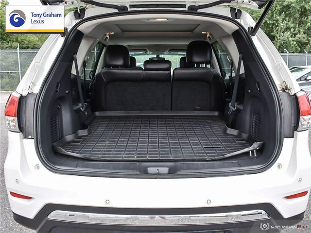 2014 Nissan Pathfinder Platinum (Stk: P8270A) in Ottawa - Image 11 of 30