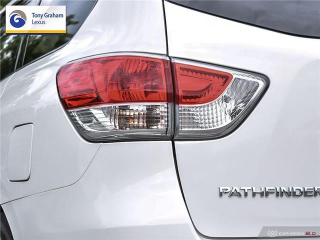2014 Nissan Pathfinder Platinum (Stk: P8270A) in Ottawa - Image 12 of 30
