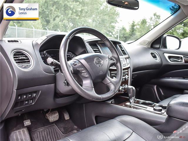 2014 Nissan Pathfinder Platinum (Stk: P8270A) in Ottawa - Image 13 of 30