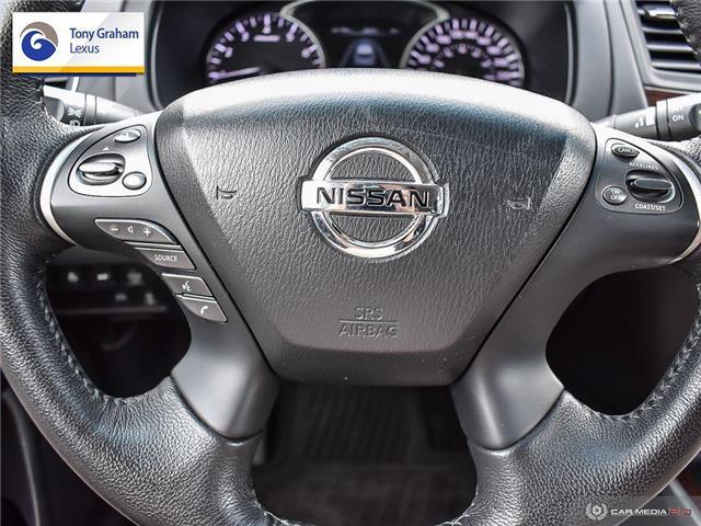 2014 Nissan Pathfinder Platinum (Stk: P8270A) in Ottawa - Image 14 of 30