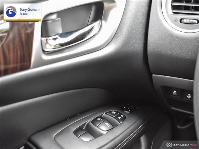 2014 Nissan Pathfinder Platinum (Stk: P8270A) in Ottawa - Image 16 of 30