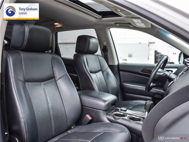 2014 Nissan Pathfinder Platinum (Stk: P8270A) in Ottawa - Image 24 of 30
