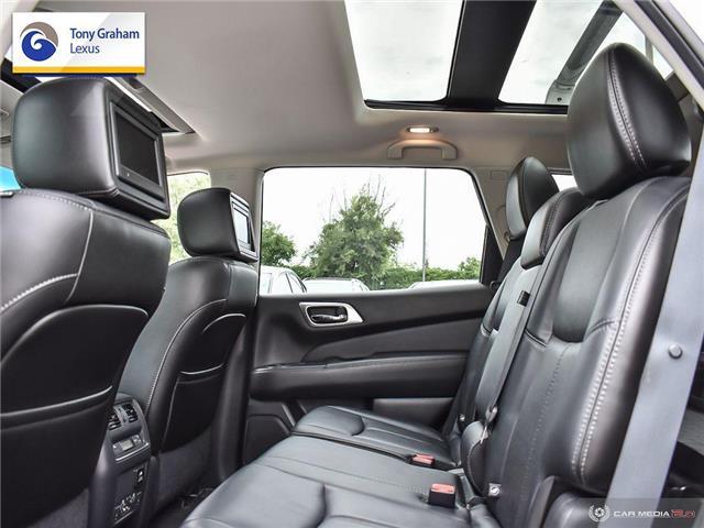 2014 Nissan Pathfinder Platinum (Stk: P8270A) in Ottawa - Image 25 of 30