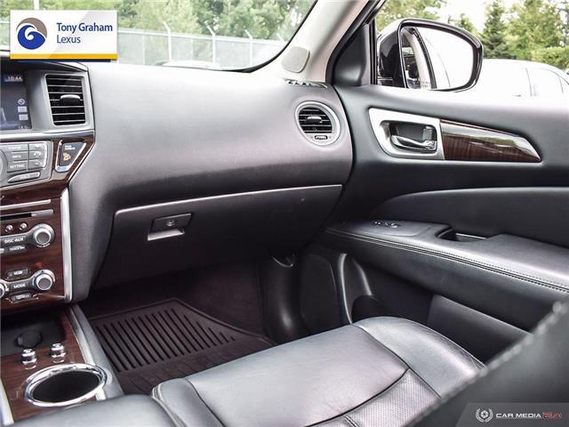 2014 Nissan Pathfinder Platinum (Stk: P8270A) in Ottawa - Image 29 of 30