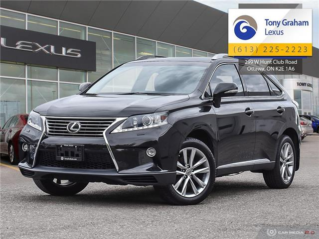 2015 Lexus RX 350 Sportdesign (Stk: Y2585) in Ottawa - Image 1 of 29