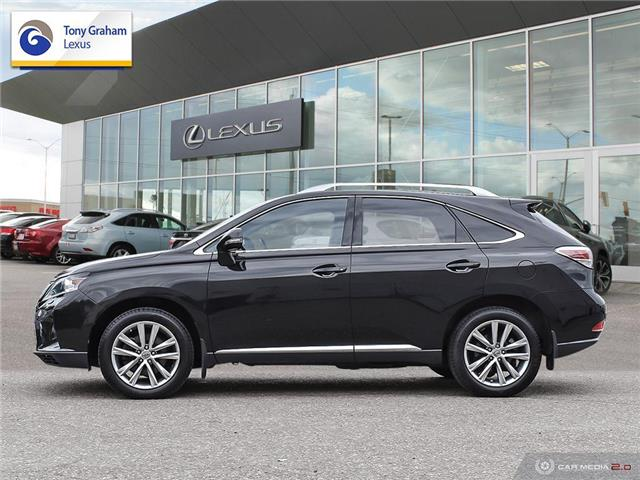 2015 Lexus RX 350 Sportdesign (Stk: Y2585) in Ottawa - Image 3 of 29