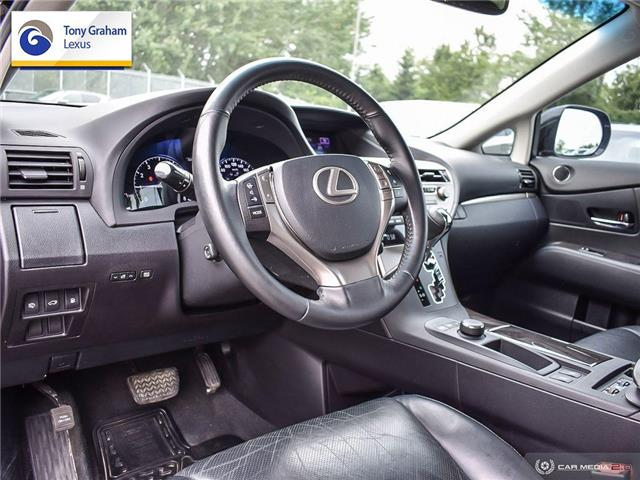 2015 Lexus RX 350 Sportdesign (Stk: Y2585) in Ottawa - Image 13 of 29