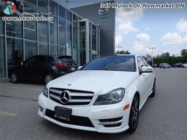 2013 Mercedes-Benz C-Class C 350 (Stk: 41017A) in Newmarket - Image 1 of 30