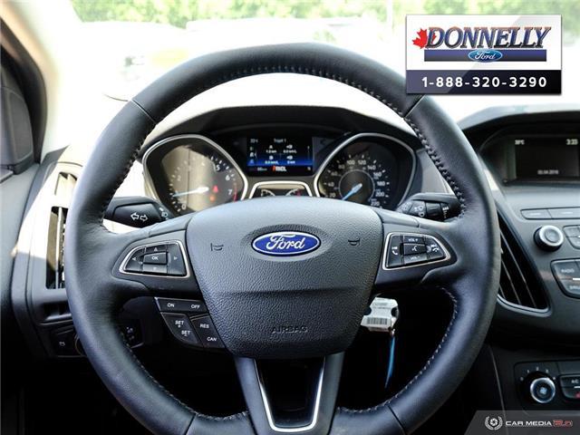 2018 Ford Focus SE (Stk: DR2244) in Ottawa - Image 13 of 27
