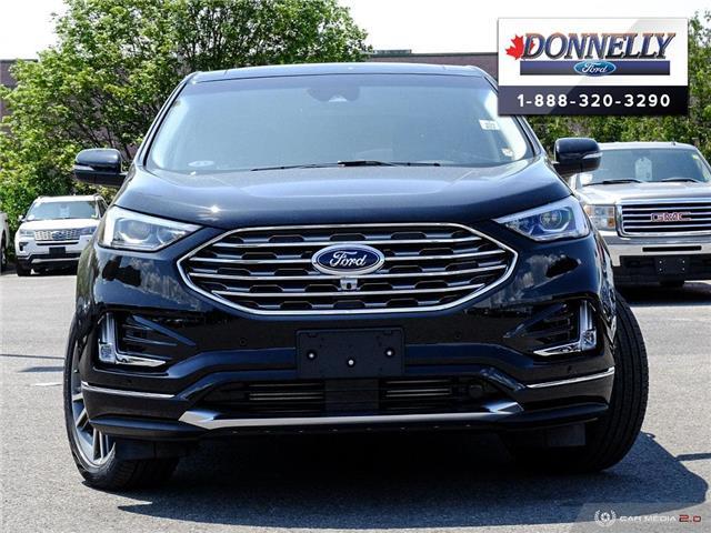 2019 Ford Edge Titanium (Stk: DS1518) in Ottawa - Image 2 of 27