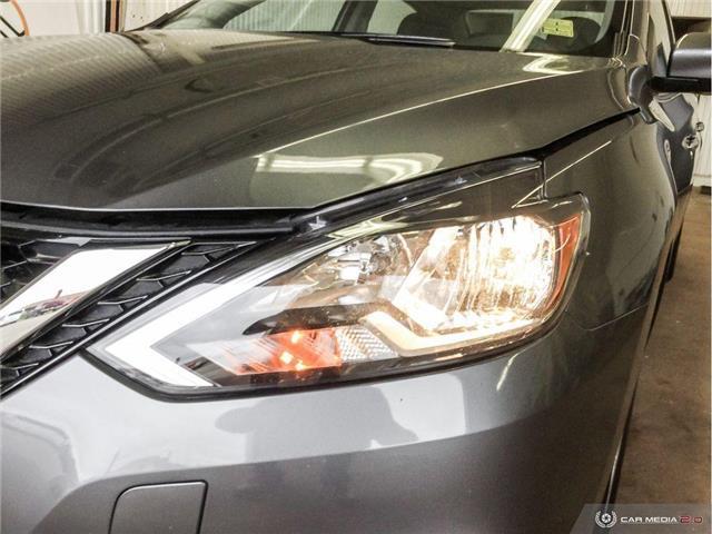 2019 Nissan Sentra 1.8 SV (Stk: B2087) in Prince Albert - Image 8 of 25