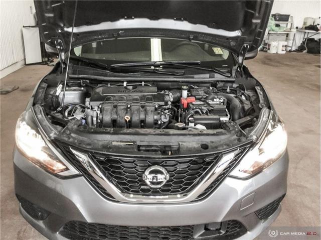 2019 Nissan Sentra 1.8 SV (Stk: B2087) in Prince Albert - Image 10 of 25