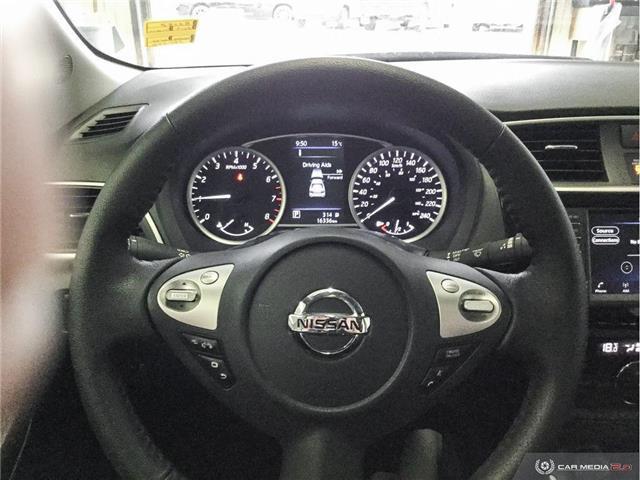 2019 Nissan Sentra 1.8 SV (Stk: B2087) in Prince Albert - Image 14 of 25