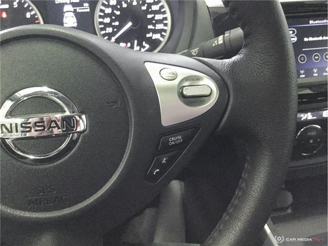 2019 Nissan Sentra 1.8 SV (Stk: B2087) in Prince Albert - Image 16 of 25