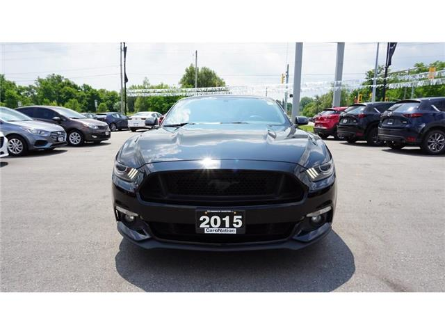 2015 Ford Mustang  (Stk: HU842) in Hamilton - Image 3 of 34