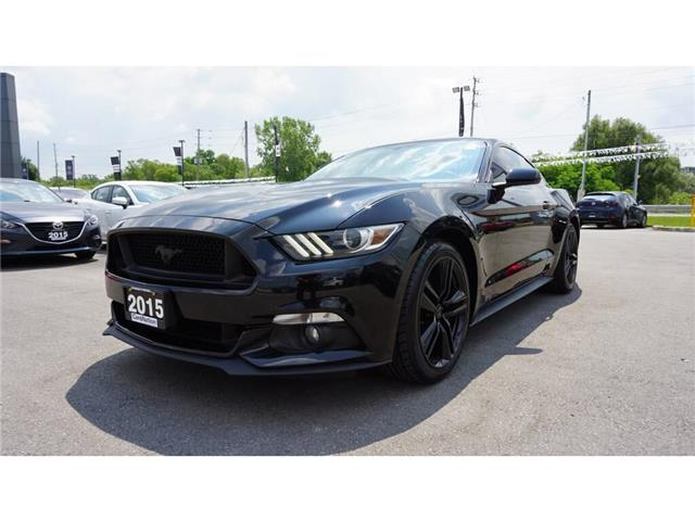 2015 Ford Mustang  (Stk: HU842) in Hamilton - Image 10 of 34