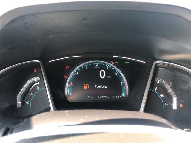 2017 Honda Civic EX (Stk: 58029A) in Scarborough - Image 11 of 21