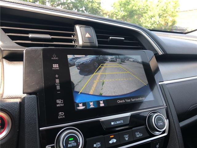 2017 Honda Civic EX (Stk: 58029A) in Scarborough - Image 14 of 21