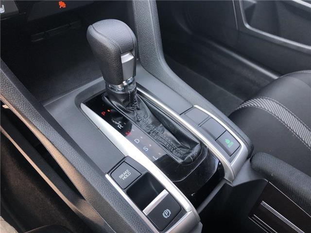2017 Honda Civic EX (Stk: 58029A) in Scarborough - Image 17 of 21