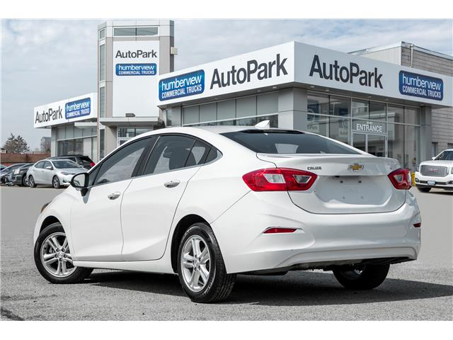 2017 Chevrolet Cruze LT Auto (Stk: APR3304) in Mississauga - Image 4 of 19